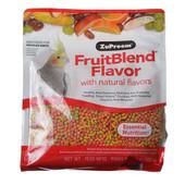 ZuPreem FruitBlend Flavor Medium Bird Food