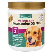 NaturVet Glucosamine DS Plus Level 2 Soft Chews for Dogs and Cats