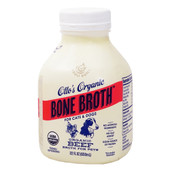 Otto's Organic Frozen Beef Bone Broth For Cats & Dogs