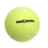 Mammoth Jumbo Tennis Chew Ball Dog Toy