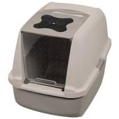 Catit Hooded Cat Pan Litter Box