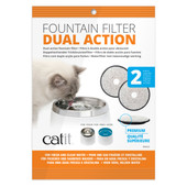 Catit Dual Action Fountain Filter
