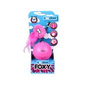 PetPals Coockoo Foxy Cat Toy