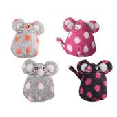HuggleKats Catnip Mice Cat Toys
