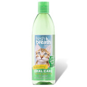 Fresh Breath By TropiClean Oral Care Water Additive for Cats