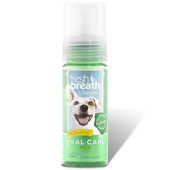 Fresh Breath Oral Care Foam for Pets