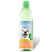 Fresh Breath Oral Care Plus Skin & Coat Water Additive for Dogs