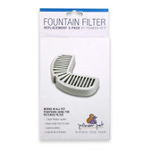 Pioneer Pet Ceramic & Stainless Steel Pet Fountains Replacement Filters