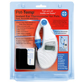 Pet-Temp Instant Ear Pet Thermometer