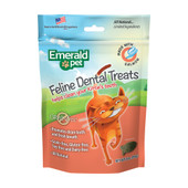 Emerald Pet Salmon Feline Dental Cat Treats