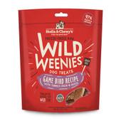 Stella & Chewy's Wild Weenies Game Bird Recipe Dog Treats