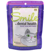 InClover Smile Dental Health Support Cat Chew Treats