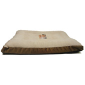 Casual Pet Snozy Double Plush Pet Bed