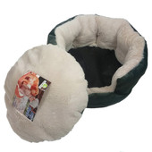 Casual Pet Cuddler Pet Bed