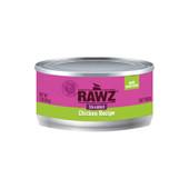 RAWZ Shredded Chicken Recipe Adult Canned Cat Food