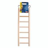 Living World Wooden 7 Step Ladder Bird Toy