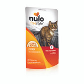 Nulo Freestyle Chicken in Broth Cat Food Pouch