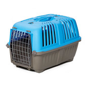 "MidWest 22"" Spree Blue Travel Pet Carrier"