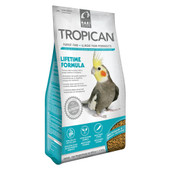 HARI Tropican Lifetime Formula Granules Cockatiel Bird Food