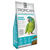 HARI Tropican Lifetime Formula Granules Parrot Bird Food