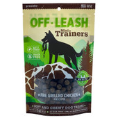 Off Leash Mini Trainers Fire Grilled Chicken Recipe Dog Treats