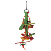 Featherland Paradise Popsicle Hang Down Bird Toy
