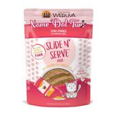 Slide N' Serve Name 'Dat Tuna Dinner Cat Food Pouch