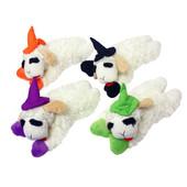 Multipet Lamb Chop Halloween Plush Dog Toys, Assorted - Front
