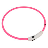 Coastal USB Light-Up Neck Ring Dog Collar