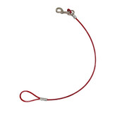 Tie Down Dog Cable