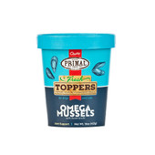 Primal Fresh Toppers Omega Mussel Whole Food Supplement for Dogs & Cats - Front