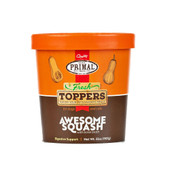 Primal Fresh Toppers Awesome Squash Whole Food Supplement for Dogs & Cats - Back