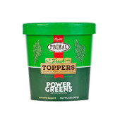 Primal Fresh Toppers Power Greens Whole Food Supplement for Dogs & Cats - Back