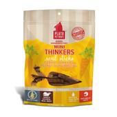 Plato Mini Thinkers Carrot, Turkey & Peanut Butter Recipe Dog Treat Sticks