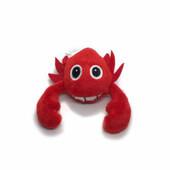 Doyen Sea Buddies Crab Catnip Plush Cat Toy