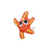 Doyen Sea Buddies Starfish Catnip Plush Cat Toy