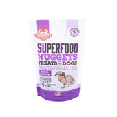 Boo Boo's Best SuperFood Nuggets Duck Recipe Dog Treats