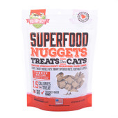 Boo Boo's Best SuperFood Nuggets Turkey Recipe Cat Treats