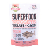 Boo Boo's Best SuperFood Nuggets Salmon Recipe Cat Treats