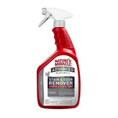 Nature's Miracle Advanced Platinum Stain & Odor Remover & Virus Disinfectant for Dogs