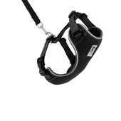 RC Pets Adventure Kitty Cat Harness - Black