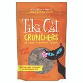 Tiki Cat Crunchers Chicken Flavor Baked Cat Treats
