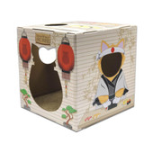 Doyen Sushi FunBox with Scratcher Board Cat Toy