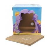 Doyen Ocean FunBox with Scratcher Board Cat Toy