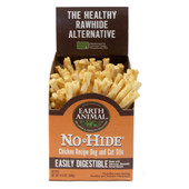 Earth Animal No-Hide Chicken Recipe Stix Cat Chew Treat