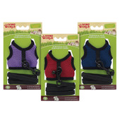 Living World Harness & Lead for Small Animals