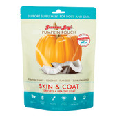 Grandma Lucy's Pumpkin Pouch Skin & Coat Support Supplement for Dogs & Cats