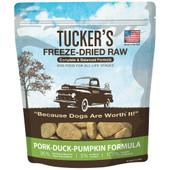 Tucker's Freeze-Dried Raw Pork-Duck-Pumpkin Formula Dog Food