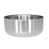 Dineasty Double Wall Stainless Steel Dog Bowl
