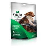 Nulo Freestyle Jerky Strips Duck Recipe Dog Treats